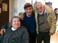 Jane Fischman, Menashe Touvian, Stuart Fischman