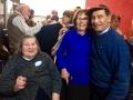 Jane Fischman, Toby Back, Menashe Touvian