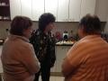 Judie Berdugo, Ellen Rossen, Vivian Zaharani
